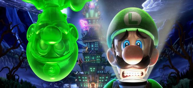 Luigi S Mansion 3 Review Bustin Makes Me Feel Good Lap